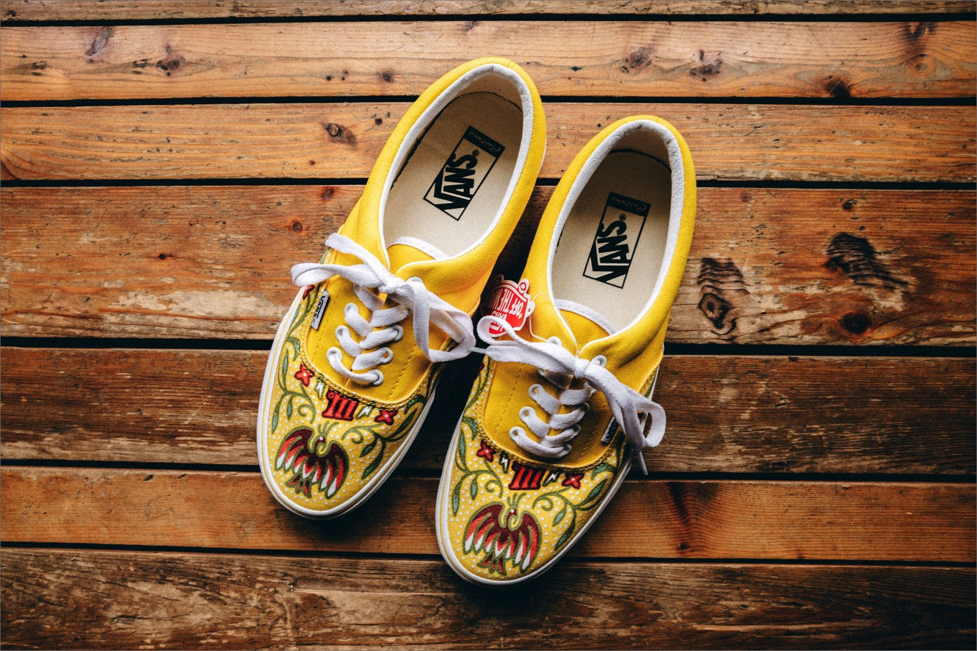 Hawk Vans Shoes 2