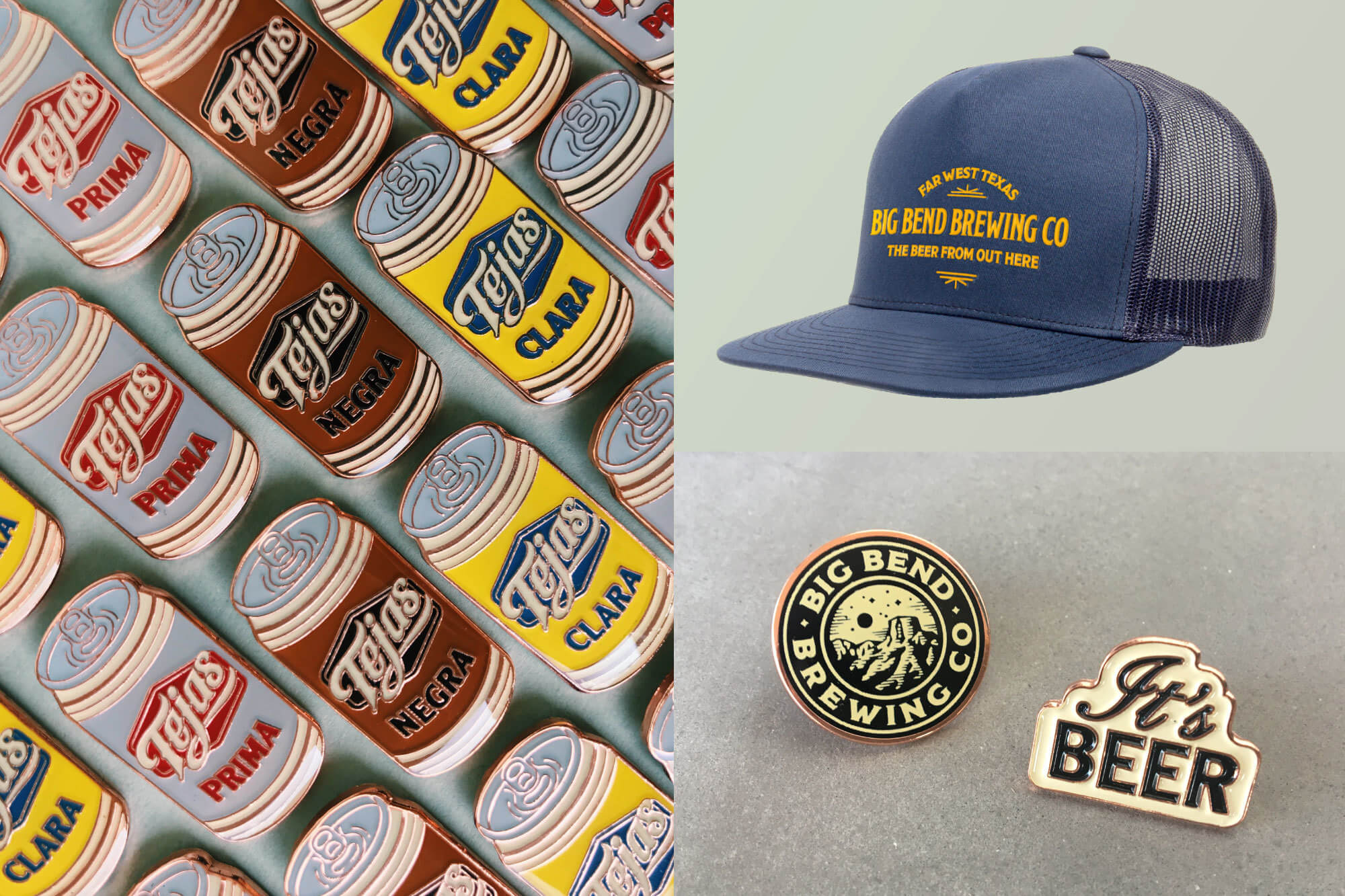 Bbbc Merch Pins Hat