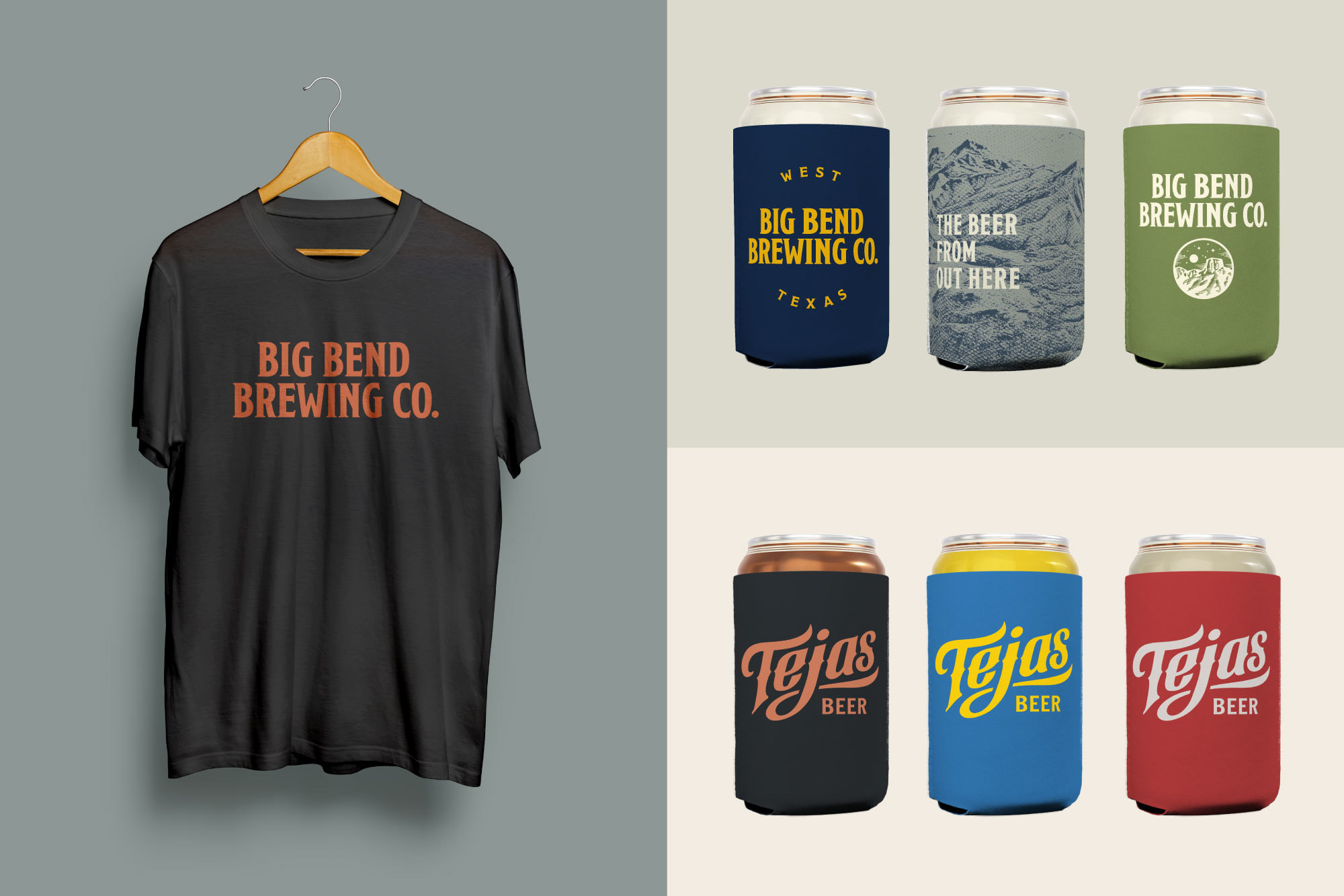Bbbc Tejas Merch Koozies Shirt2